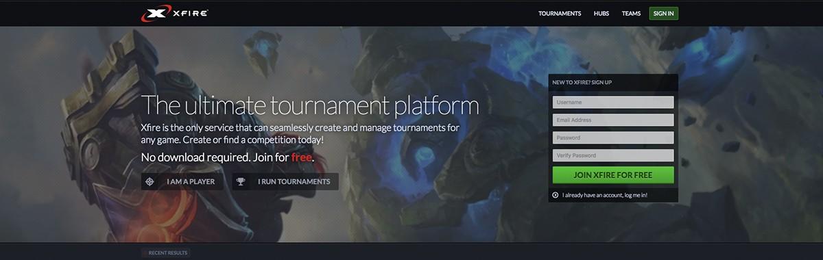 xfire website